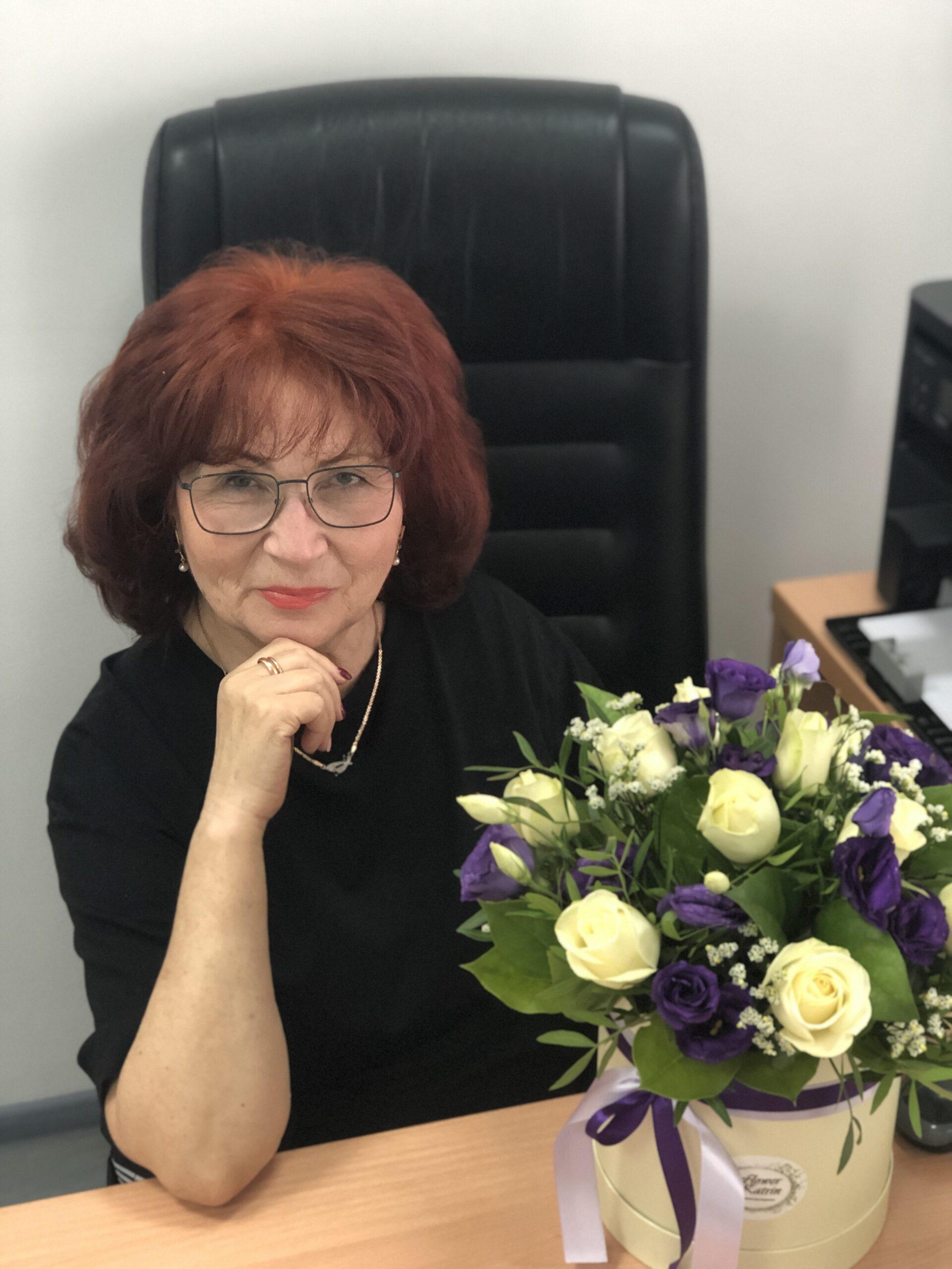 Олейникова Г. Д.